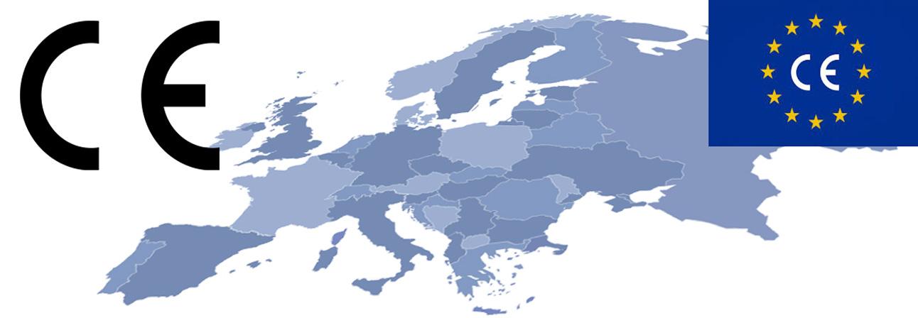 مجوز صادرات کالا به اروپا CE